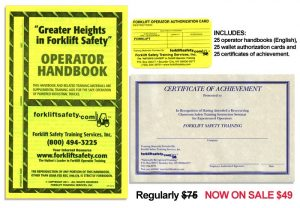 English Forklift Safety Training Manual