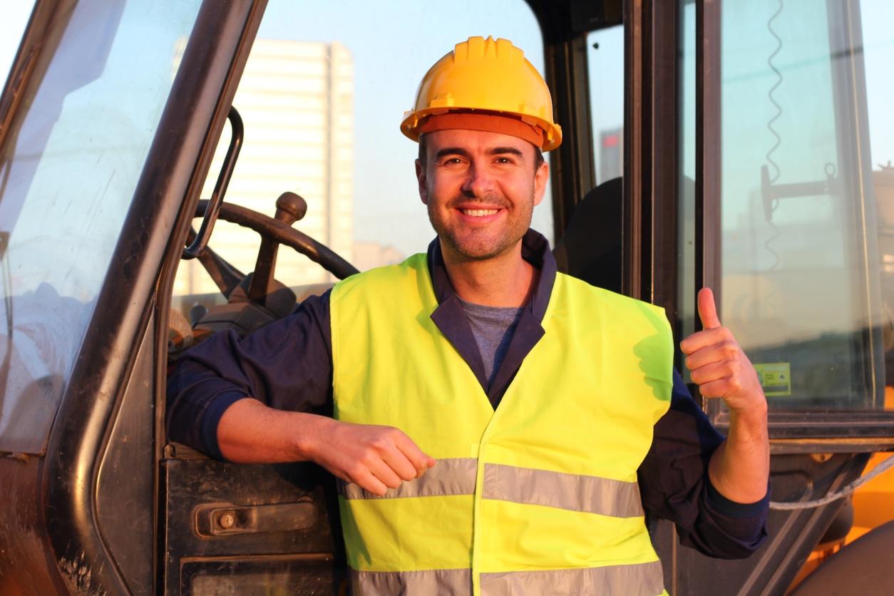 Forklift Hand Signals
