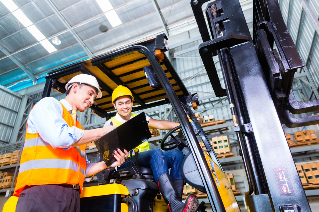 Forklift Operator Training Course